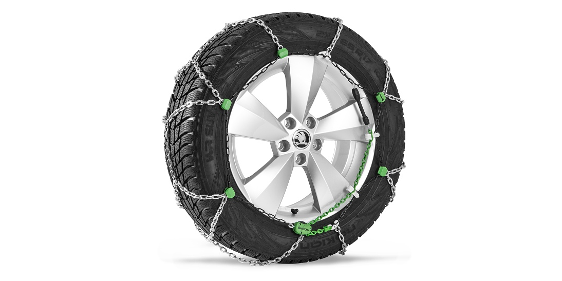 Комплект цепей противоскольжения 205/55 R16, 205/50 R17 Oct/Sup/Yet